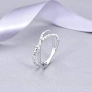 Cross Ring Rings Products under $30 Size: #8|#9