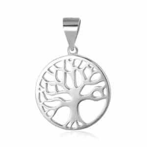 Silver Tree Pendant Pendants Products under $30