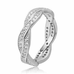 Helical Ring Rings Size: #6|#7|#8