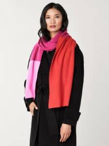 Matching Cashmere Scarf