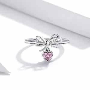 Bow Finger Vintage Retro Stackable Ring Rings 2ced06a52b7c24e002d45d: 6|7|8