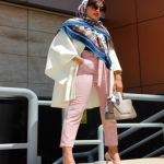 Scarf as a Fashion Accessory for Styling Everyday - As Pashmina