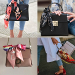 Scarf as a Fashion Accessory for Styling Everyday - In the purse